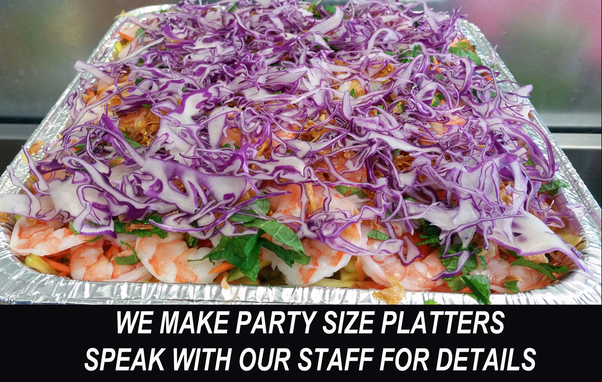 Picture of a party plater