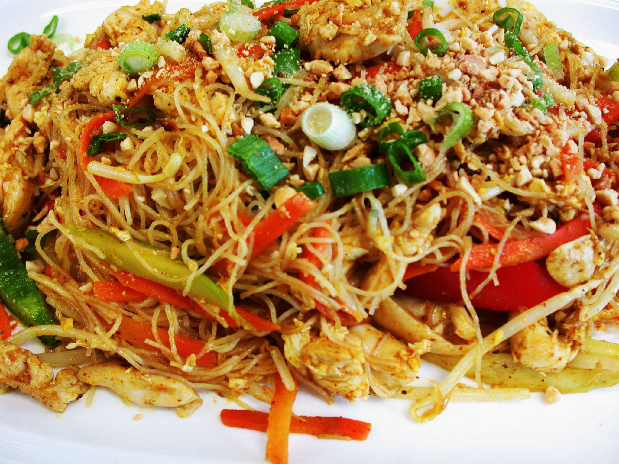 Picture of Singapore Style Noodles